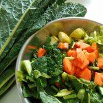 トスカーナの伝統野菜、カーボロネロのクロロフィルジュース