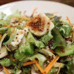 ツナとピゼリのシンプル黒米ライスサラダ